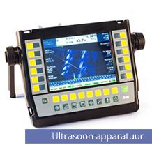 ultrasoon onderzoeksapparatuur