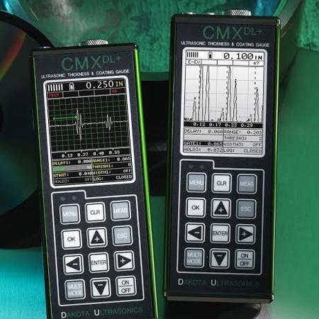 CMX DL plus diktemeter met a beeld