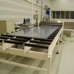 Inspectietechniek.com - Composiet platen testen voor de luchtvaart industrie