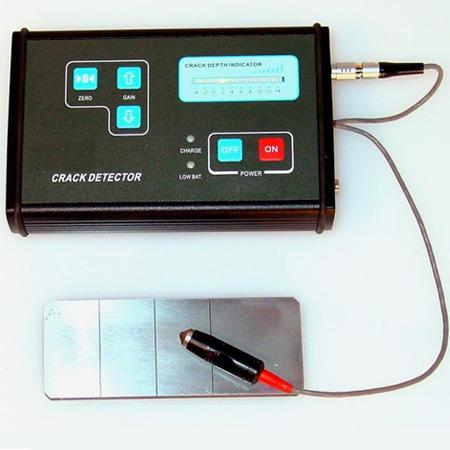 Scheurdetectie - Inspectietechniek.com - Eenvoudig scheurdetector