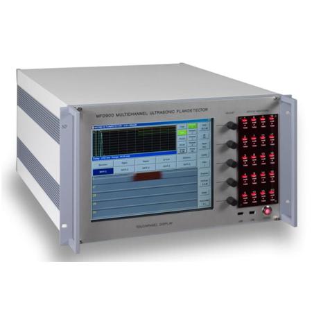 MFD900 meerkanaals productie testsysteem