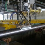Inspectietechniek.com - Buizen testsysteem OCTG plant Saudi Arabie