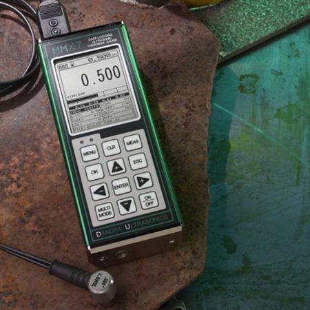 Diktemeters - Inspectietechniek.com - Dakota MMX 7 diktemeter