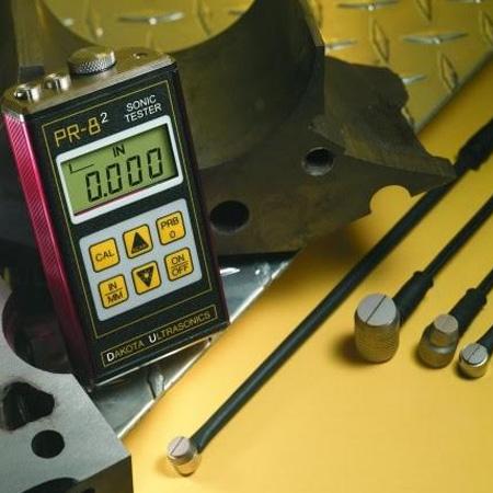 Diktemeter - Inspectietechniek.com - PR8 dakota diktemeter