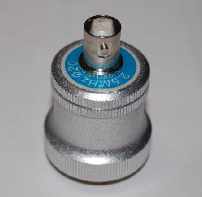 Ultrasoon - Inspectietechniek.com - Ultrasoon transducer