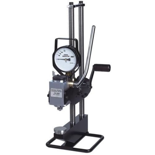Hardheidsmeter - Inspectietechniek.com - Draagbare Hydraulische Brinell tester