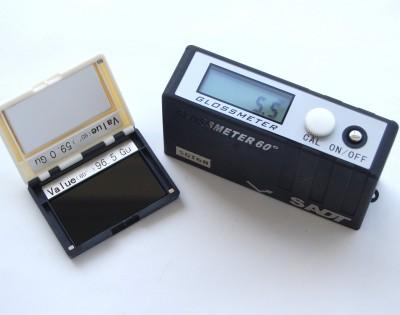 Oppervlaktetechniek - Inspectietechniek.com - Glansmeter 60 graden