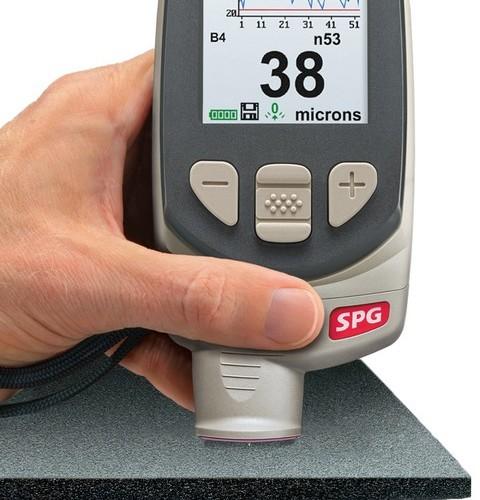 Oppervlaktetechniek- Inspectietechniek.com - Defelsko Positector SPG oppervlakte profielmeter