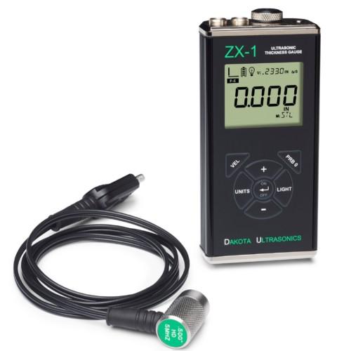 Diktemeter - Inspectietechniek.com - Dakota ZX-1 ultrasoon diktemeter